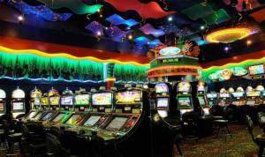tragamonedas en el casino